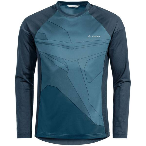 VAUDE Herren Moab LS T-Shirt VI