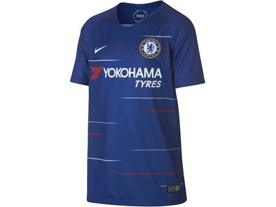 "NIKE Kinder Fußballtrikot ""Breathe Chelsea FC Home Stadium"" Kurzarm Blau"