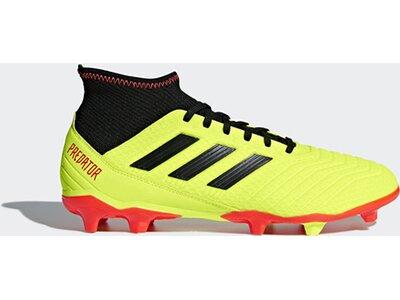 ADIDAS Fußball - Schuhe - Nocken Predator 18.3 FG Schwarz
