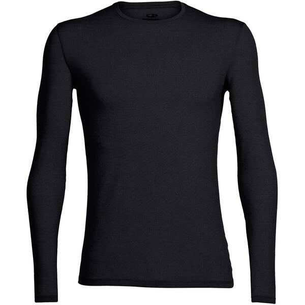 ICEBREAKER Herren Funktionsunterhemd / Langarmshirt Men's Anatomica Long Sleeve Crewe