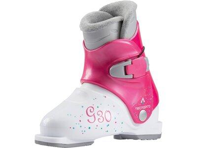 TECNOPRO Kinder Skischuh G30 Weiß