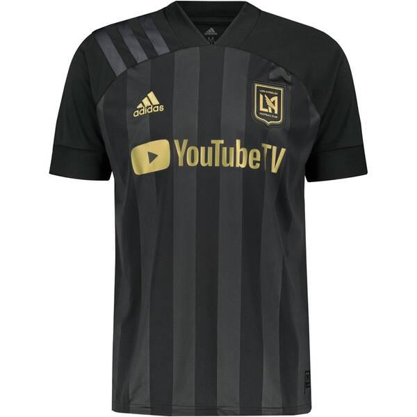 "ADIDAS Herren Fußballtrikot ""Los Angeles FC Home Saison 2020/21"" Replica"