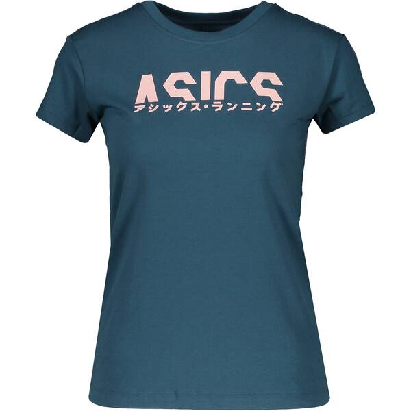 ASICS Running - Textil - T-Shirts Katakana Graphic T-Shirt  Damen