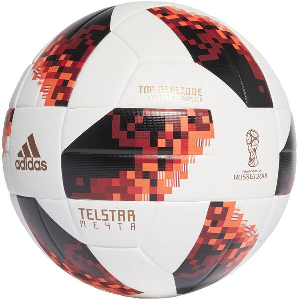 ADIDAS Herren FIFA Fussball-Weltmeisterschaft Knockout Top Replique Ball