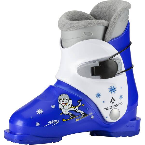 TECNOPRO Girls Skistiefel Skitty