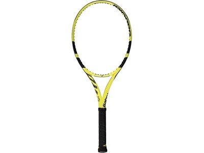 """BABOLAT Tennisschläger """"Puro Aero Team"""" - unbesaitet - 16x19 Schwarz"""
