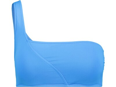SEAFOLLY Damen One-Shoulder-Bandeau-Bikini blau