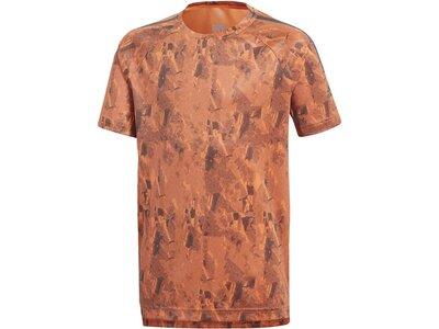 ADIDAS Kinder T-Shirt Training Cool Schwarz