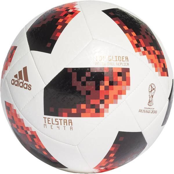 ADIDAS Herren FIFA Fussball-Weltmeisterschaft Knockout Top Glider Ball
