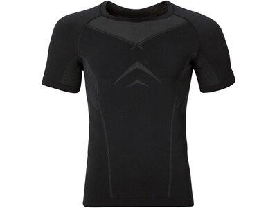 """ODLO Herren Funktionsunterhemd """"Shirt S/S Crew Neck Evolution"""" Schwarz"""