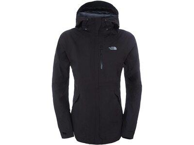 THE NORTH FACE Damen Outdoorjacke Dryzzle Jacket Schwarz