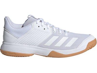 "ADIDAS Damen Volleyballschuhe ""Ligra 6"" Weiß"