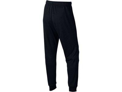 """NIKE Herren Trainingshose """"Dry Pant Taper Fleece"""" Schwarz"""