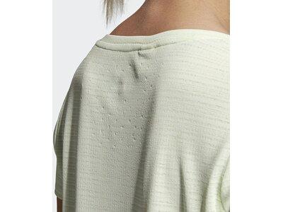 ADIDAS Damen T-Shirt Freelift Chill Weiß