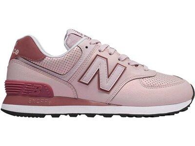 "NEWBALANCE Damen Sneaker ""WL574KSC"" Pink"