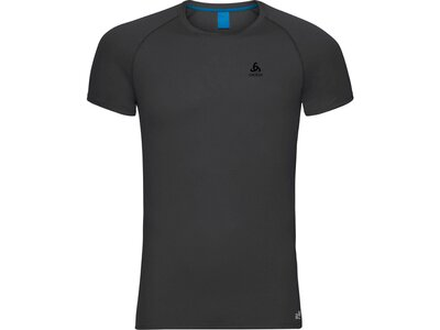 "ODLO Herren Funktionsunterhemd ""SUW TopCrew Neck S/S Active F-Dry Light"" Grau"