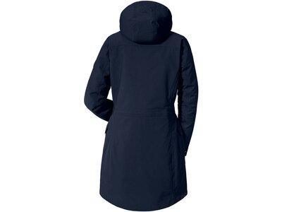 "SCHÖFFEL Damen Bergjacke ""3in1 Jacket Storm Range L1"" Blau"