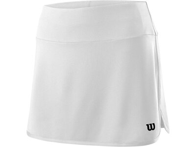 """WILSON Damen Tennisrock """"Team 12.5"""" Skirt"""" Weiß"""
