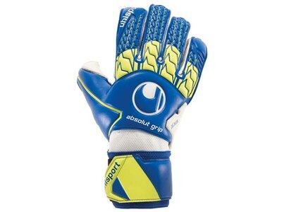UHLSPORT Equipment - Torwarthandschuhe Absolutgrip TW-Handschuh Blau