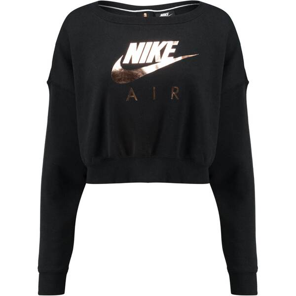 NIKE Damen Sweatshirt Rally Crew Air