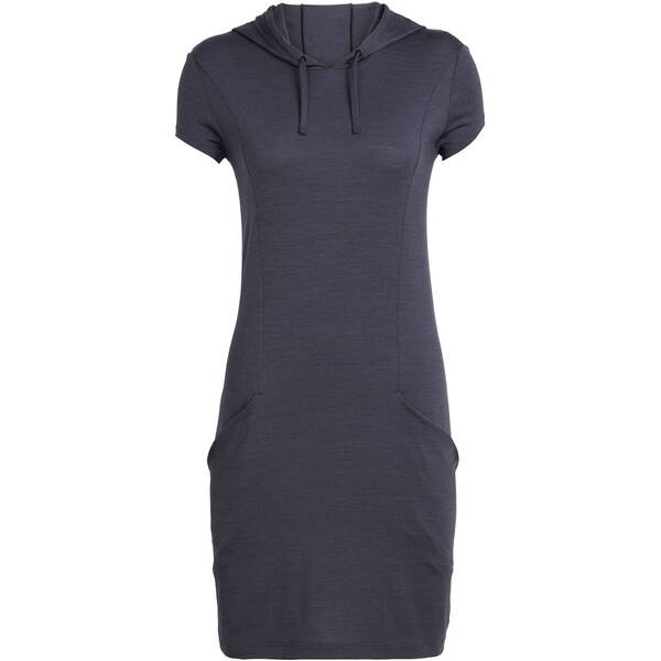 """ICEBREAKER Damen Outdoor-Kleid """"Women's Cool-Lite Yanni Hooded Dress Short Sleeve"""""""