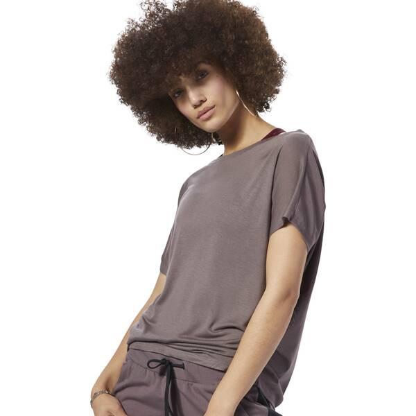 REEBOK Damen Training Supply T-Shirt