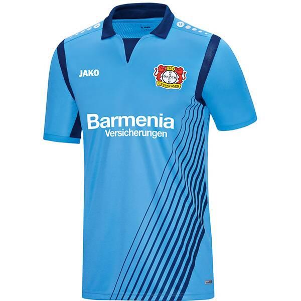JAKO Herren Bayer 04 Leverkusen Trikot Bayer KA