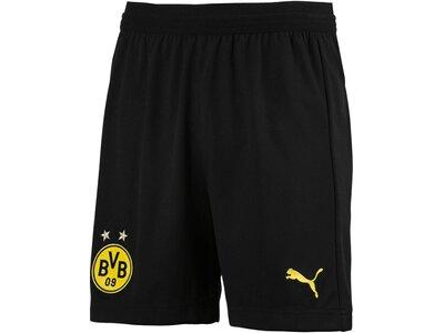 "PUMA Kinder Fußballshorts ""BVB Replica"" Schwarz"