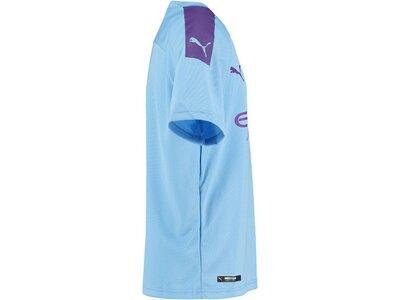 "PUMA Kinder Fußballtrikot ""Manchester City Heimtrikot"" - Replica Blau"
