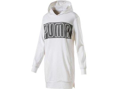 "PUMA Damen Sweatshirt ""Spark Cover-up"" Grau"