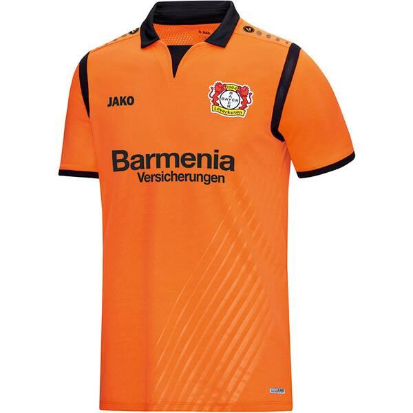 JAKO Herren Bayer 04 Leverkusen Trikot Torwart KA