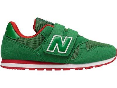 """NEWBALANCE Jungen Sneaker """"373"""" Grün"""
