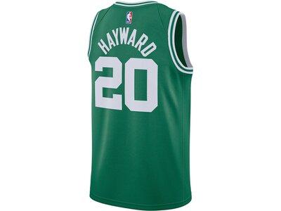 "NIKE Herren Basketballtrikot ""NBA Gordon Hayward Boston Celtics Icon Edition 2020"" Grün"