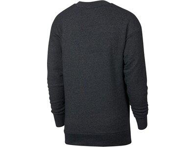 """NIKE Herren Sweatshirt """"Heritage"""" Schwarz"""
