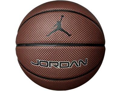 """NIKE Basketball """"Jordan Legacy"""" Größe 7 Schwarz"""