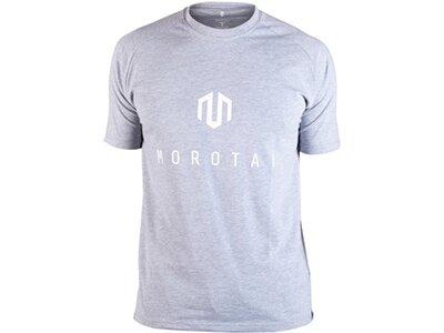 T-Shirt ' PREMIUM Brand Basic T-Shirt ' Grau