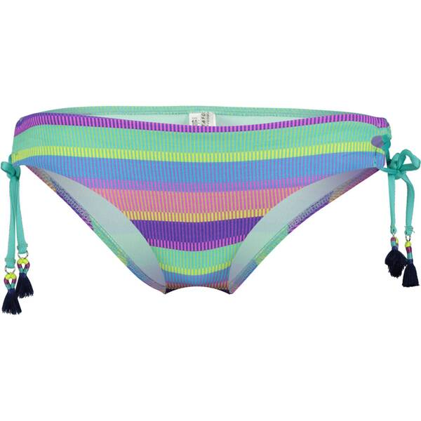 Bademode - SEAFOLLY Damen Bikinihose Brazilian Loop Tie Side › Lila  - Onlineshop Intersport