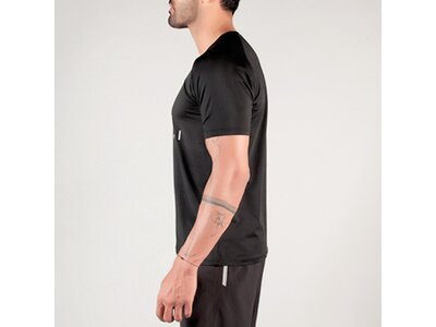 T-Shirt Performance Basic Schwarz
