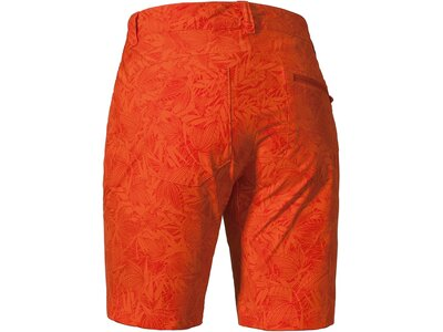 SCHÖFFEL Damen Shorts Shorts Toblach2 AOP rot