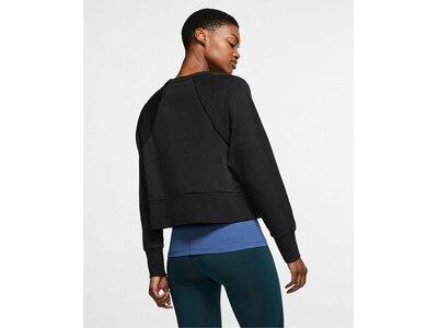 "NIKE Damen Sweatshirt ""Get Fit"" Schwarz"