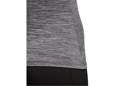ADIDAS Damen Trainingsshirt Freelift Fitted Grau