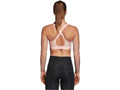 "ADIDAS Damen Sport-BH ""Stronger For It"" Pink"