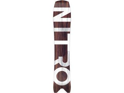 "NITRO Snowboard ""Squash´19"" Schwarz"