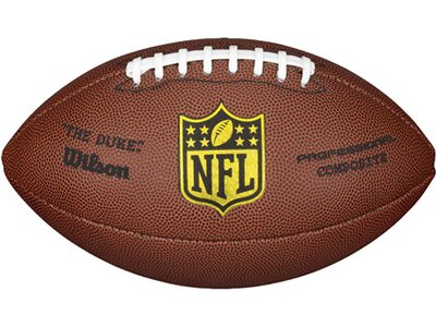 "WILSON American Football ""NFL The Duke"" Braun"