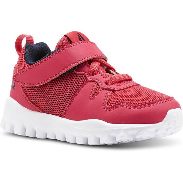 Dieser Schuh gibt deinem Kind Freiheit und Flexibilität. Die Mini-Version unserer Realflex-Designtec