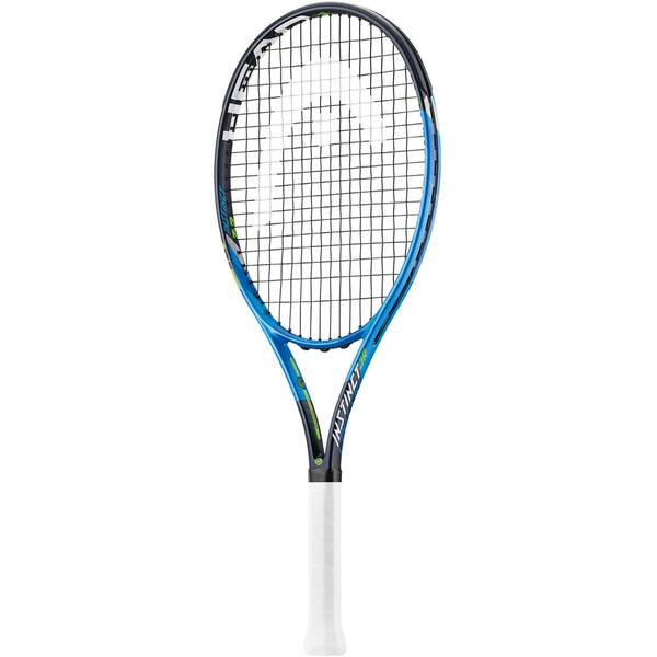 HEAD Kinder Tennisschläger Graphene XT Instinct Jr. - besaitet - 16x19
