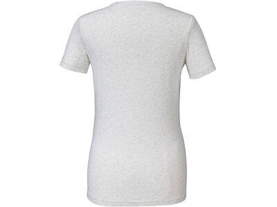 SCHÖFFEL Damen T-Shirt Zug2 Weiß