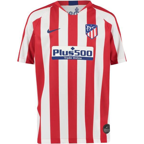 "NIKE Kinder Fußballshirt ""Atlético de Madrid Stadium-Heimtrikot 2019/20"" Kurzarm"
