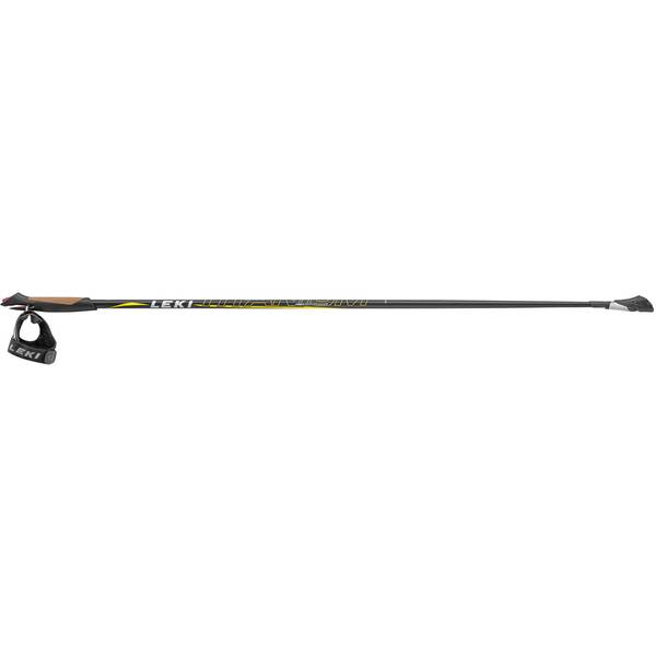 LEKI Walkingstock Smart Titanium schwarz/gelb