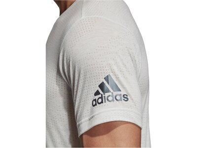 ADIDAS Herren Trainingsshirt Weiß